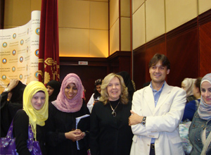 Special Programs Offered in English for Students from the Middle East
